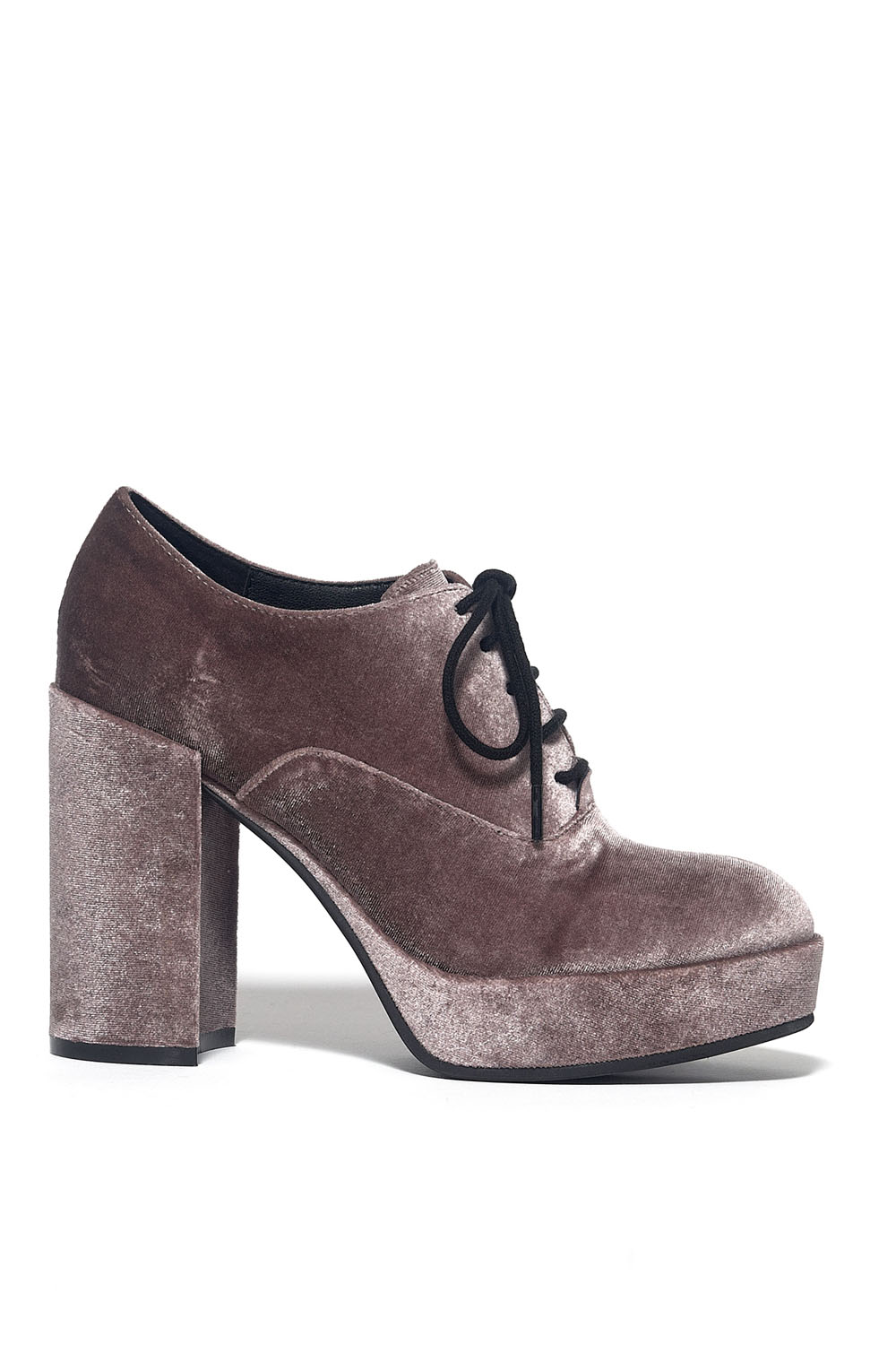 Witch Taupe Velvet