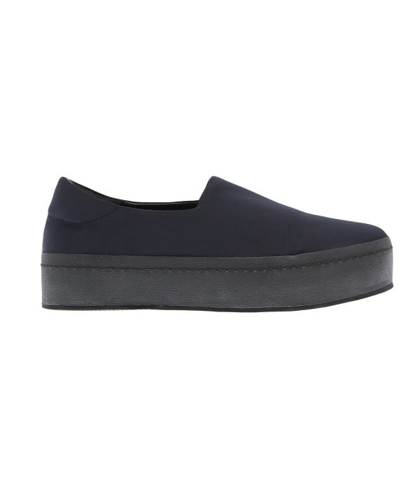slip-on sneaker μπλε