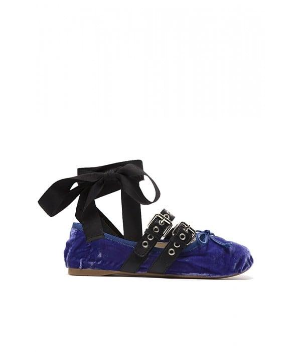 Romy Cobalt Velvet