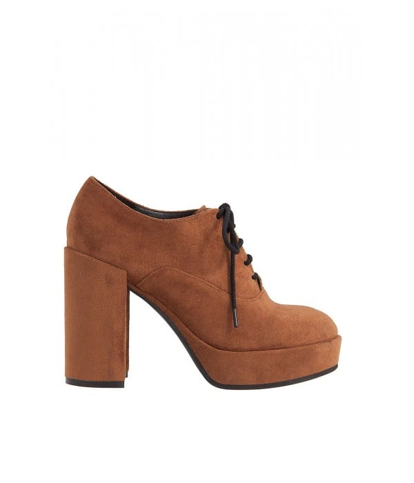 Witch Cuoio Suede