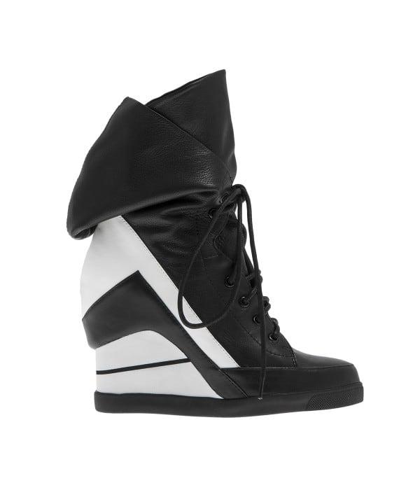Ασπρόμαυρο sneaker