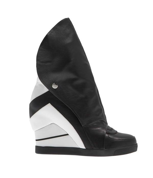 sneaker με τακούνι