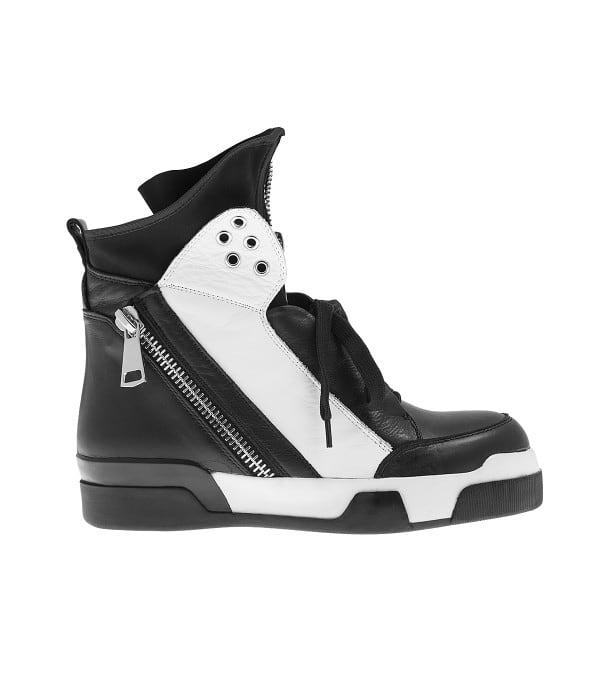 sneaker μποτακια