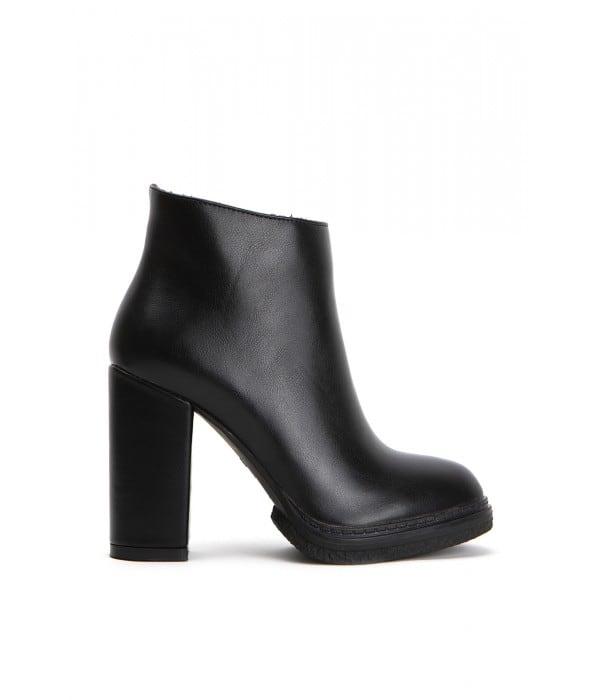 Rimini Black Leather