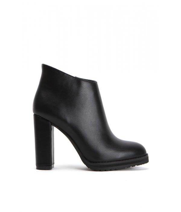 Cremona Black Leather