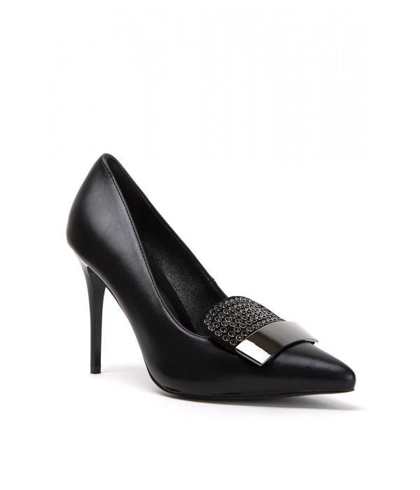 Havre Black Leather