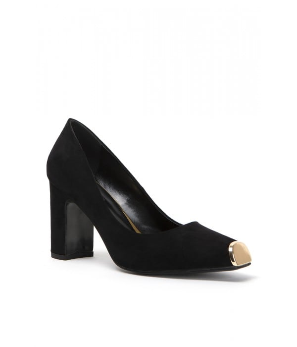Collet Black Suede