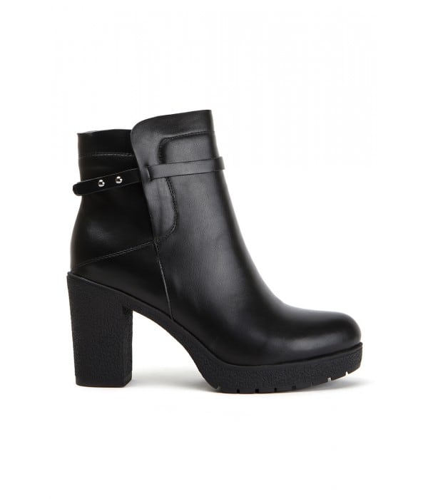 Likely Black Leather