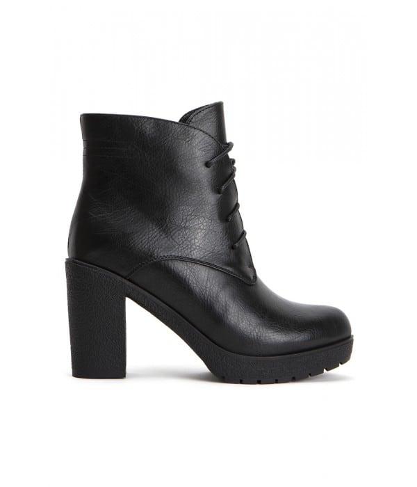 Rossellini Black Leather