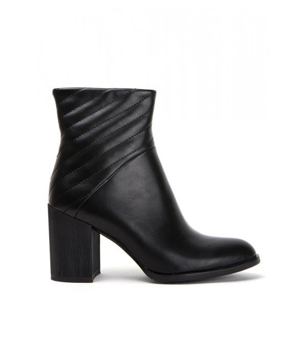 Croner Black Leather