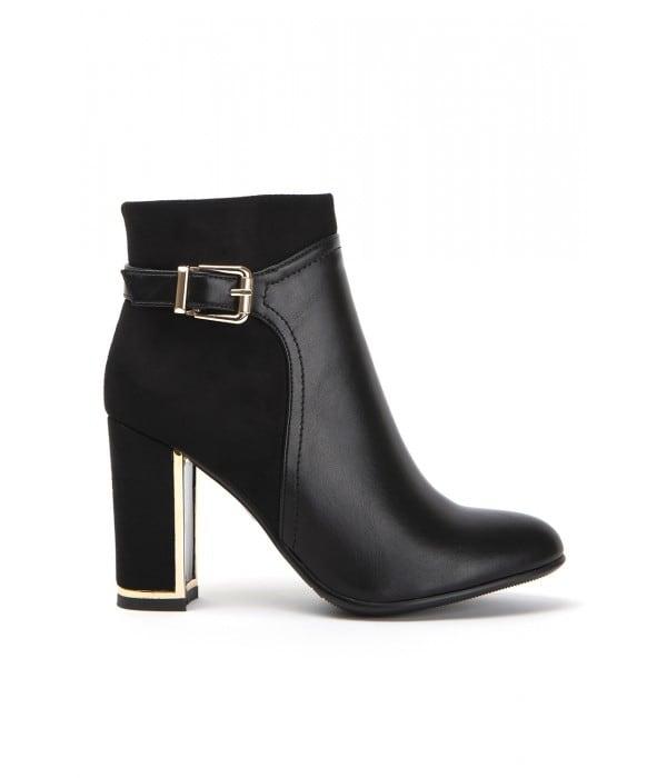 Bordon Black Leather