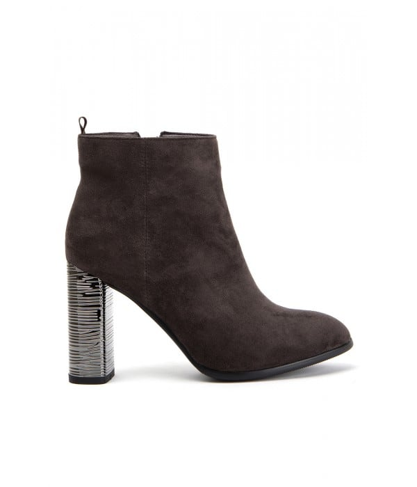 Liart Taupe Suede