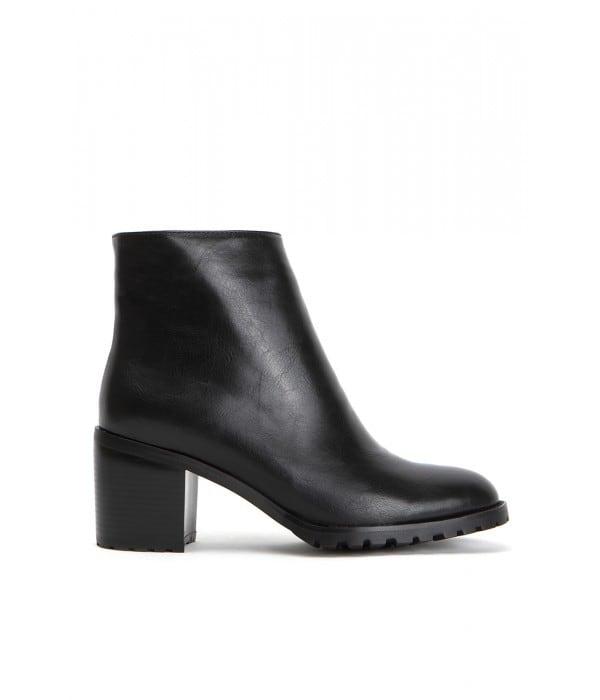 Andria Black Leather