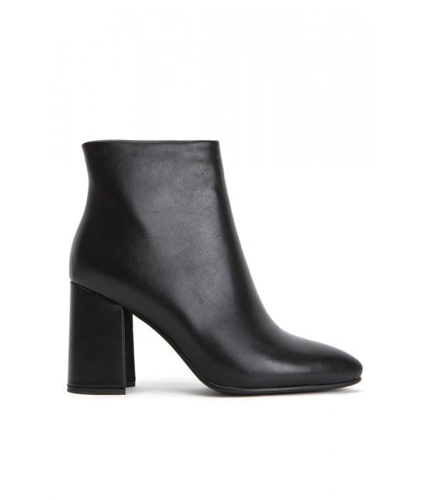 Udine Black Leather