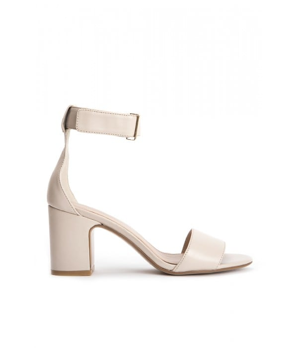 Milan Beige Leather