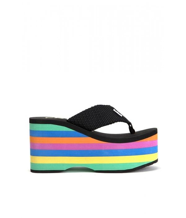 Rainbow Black/R