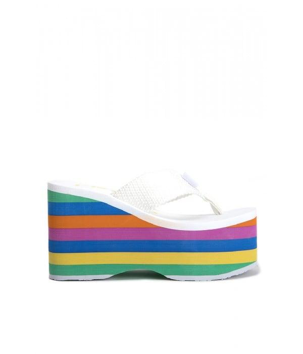 Rainbow White/R
