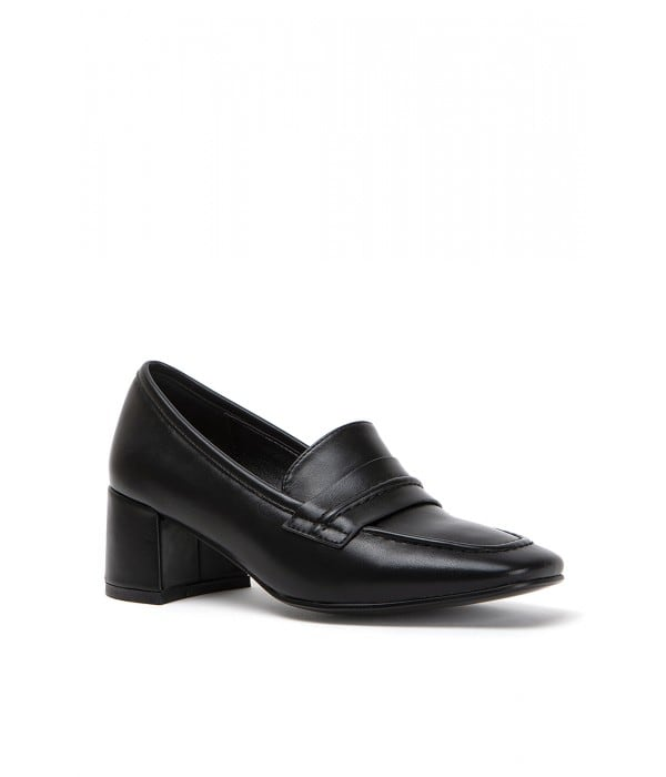 Martela Black Leather