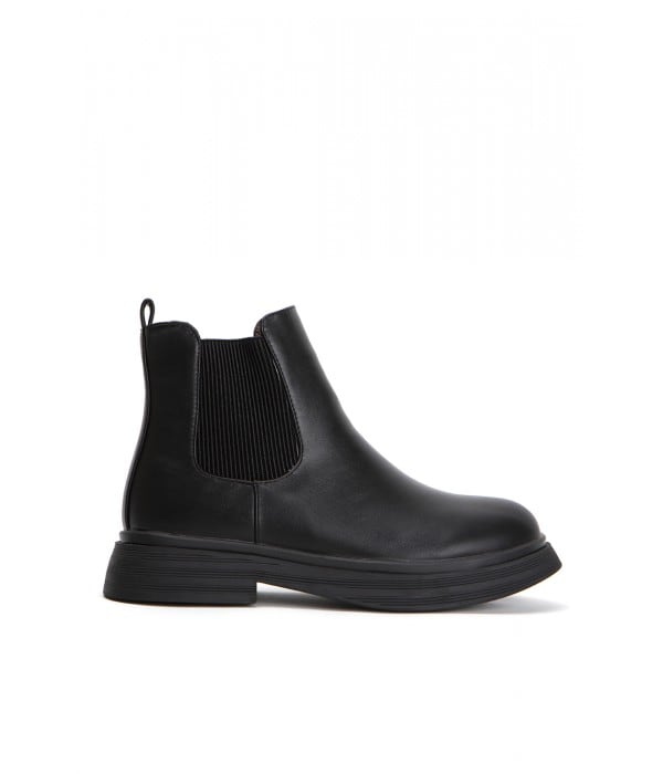 Bandid Black Leather