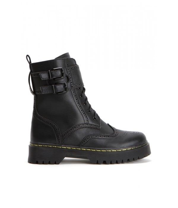 Arthur Black Leather