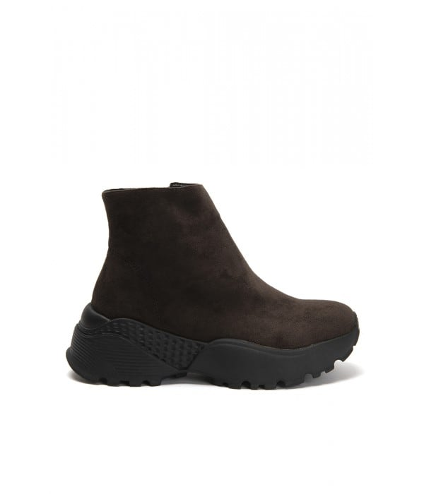 Touring Brown Suede