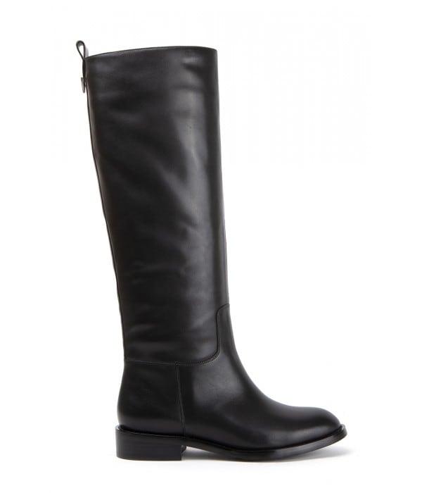 Tijuana Black Leather