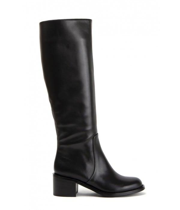 Caborca Black Leather