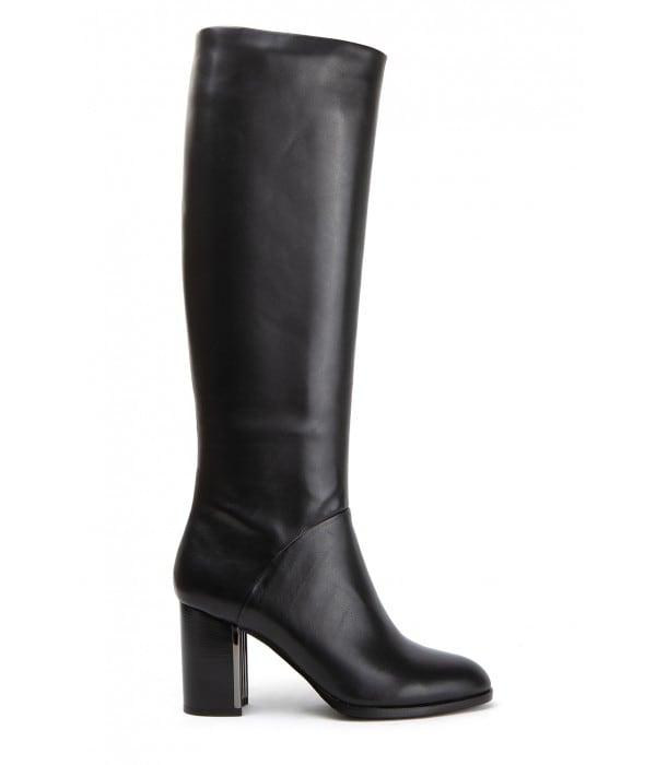 Tortuga Black Leather