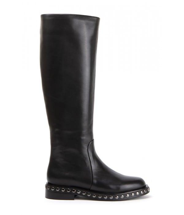 Yuma Black Leather
