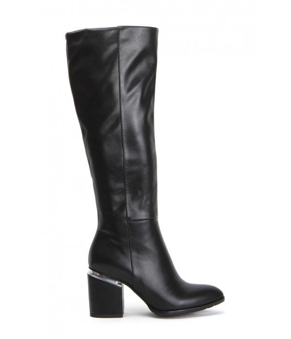 Sonata Black Leather