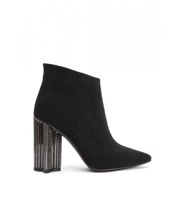 Obsession Black Suede