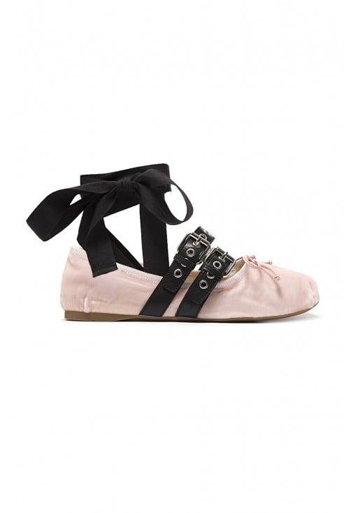 Romy Pink Velvet