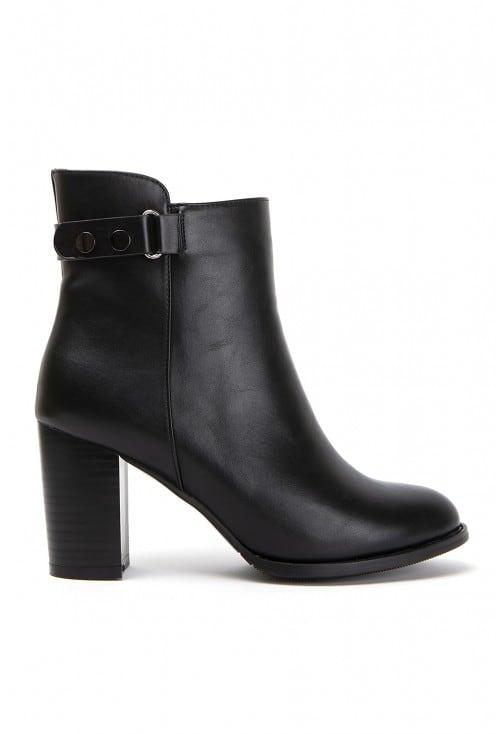 Hastings Black Leather