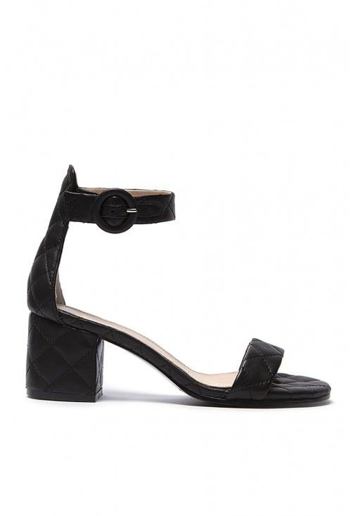 Alcat Black Leather