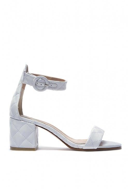 Alcat White Leather