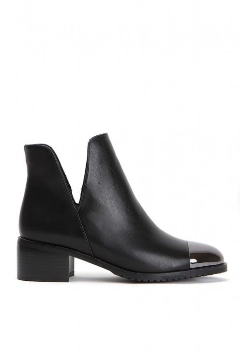 Jazz Black Leather