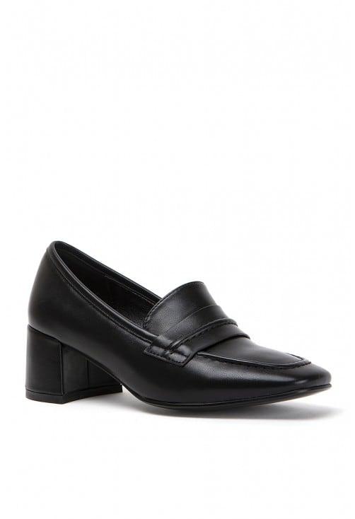 Martela Black Leather