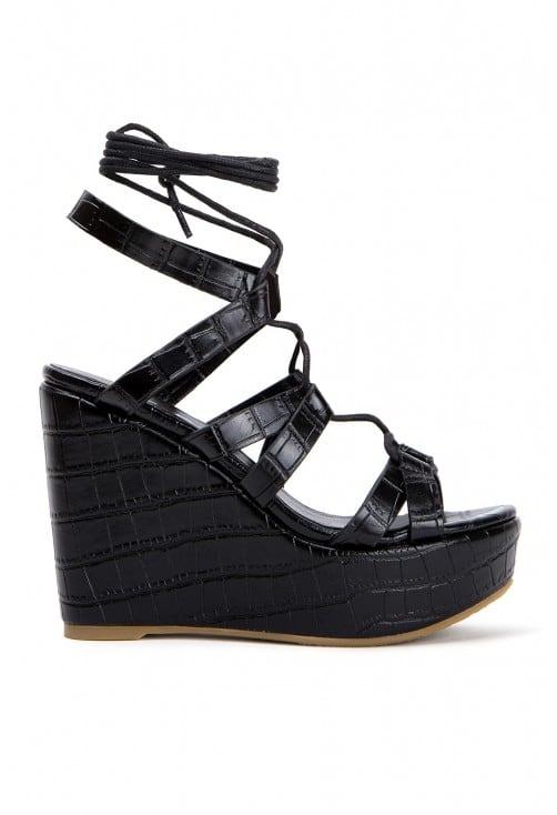 Aperol Croco Black