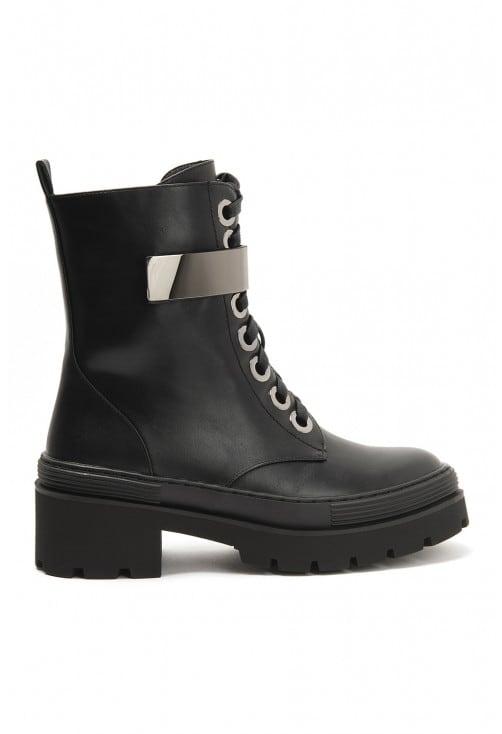 Wheel Black Leather