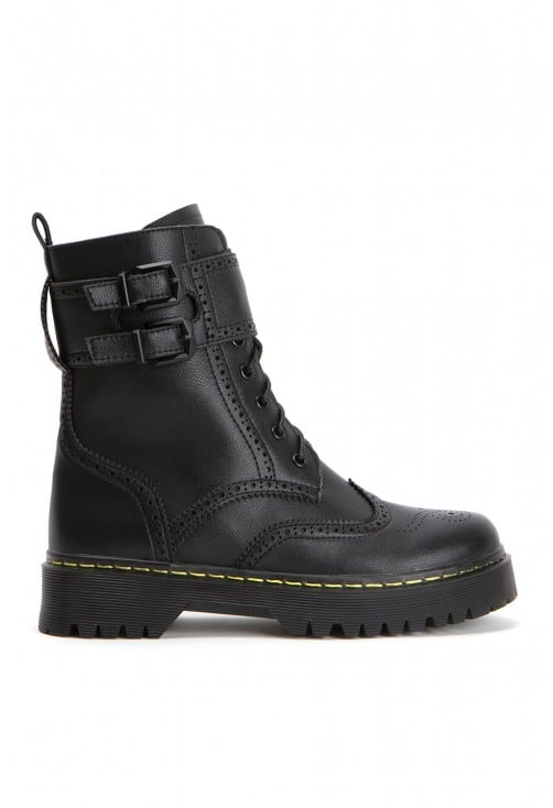 Arthur Black Leather
