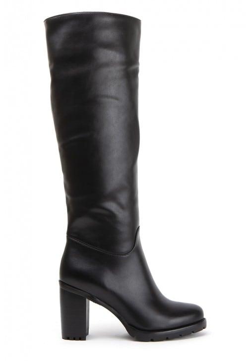 Esquina Black Leather