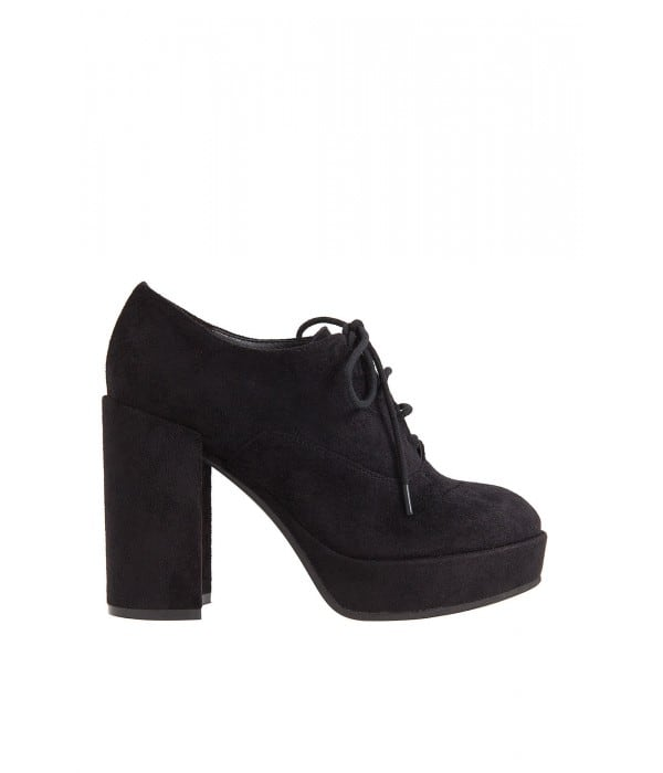 Witch Black Suede
