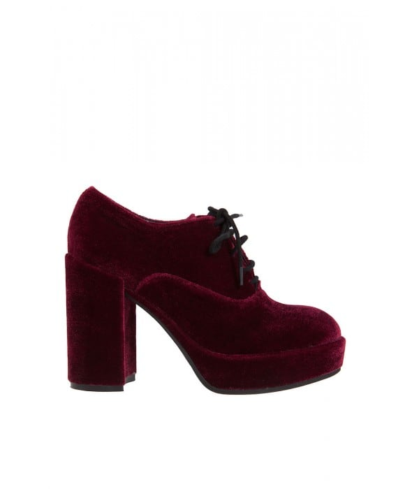 Witch Bordo Velvet