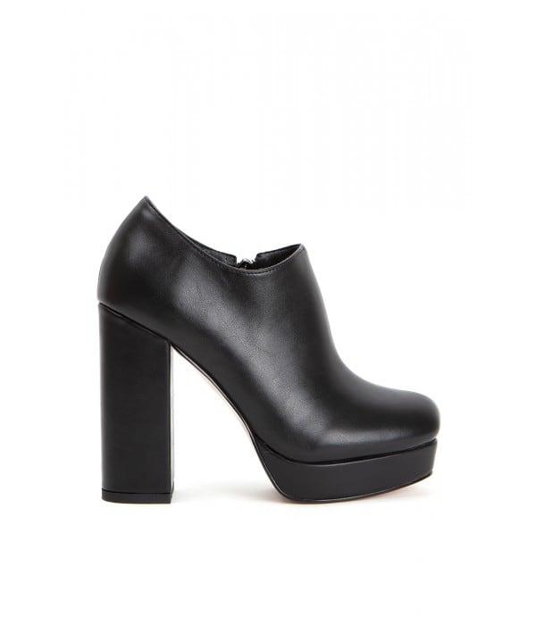 Malaga Black Leather
