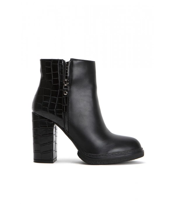 Como Black Leather