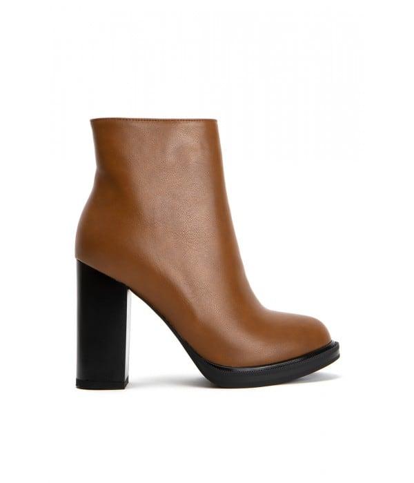 Prato Tan Leather