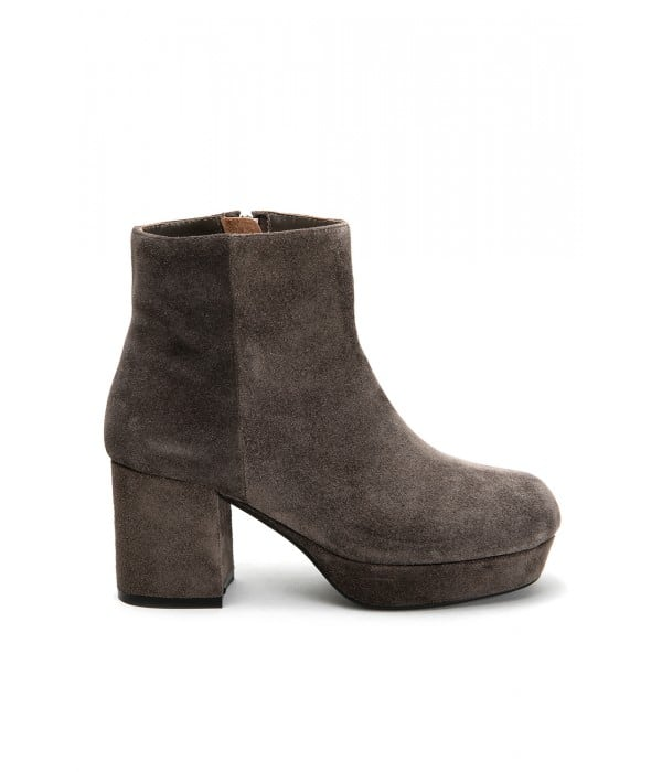 Dames Mouse Suede