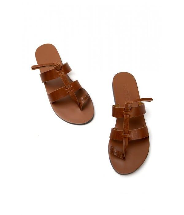 Santorini Cuoio Leather