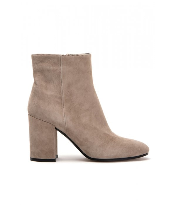 Madrid Taupe Suede