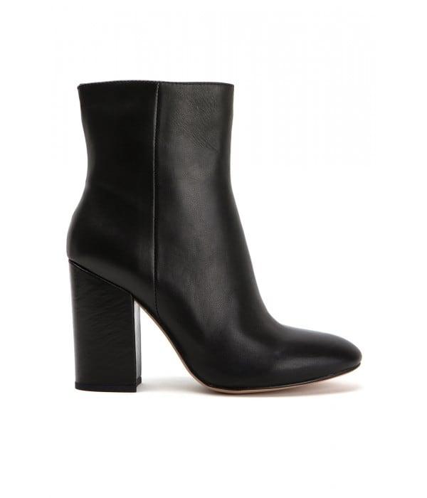 Memphis Black Leather